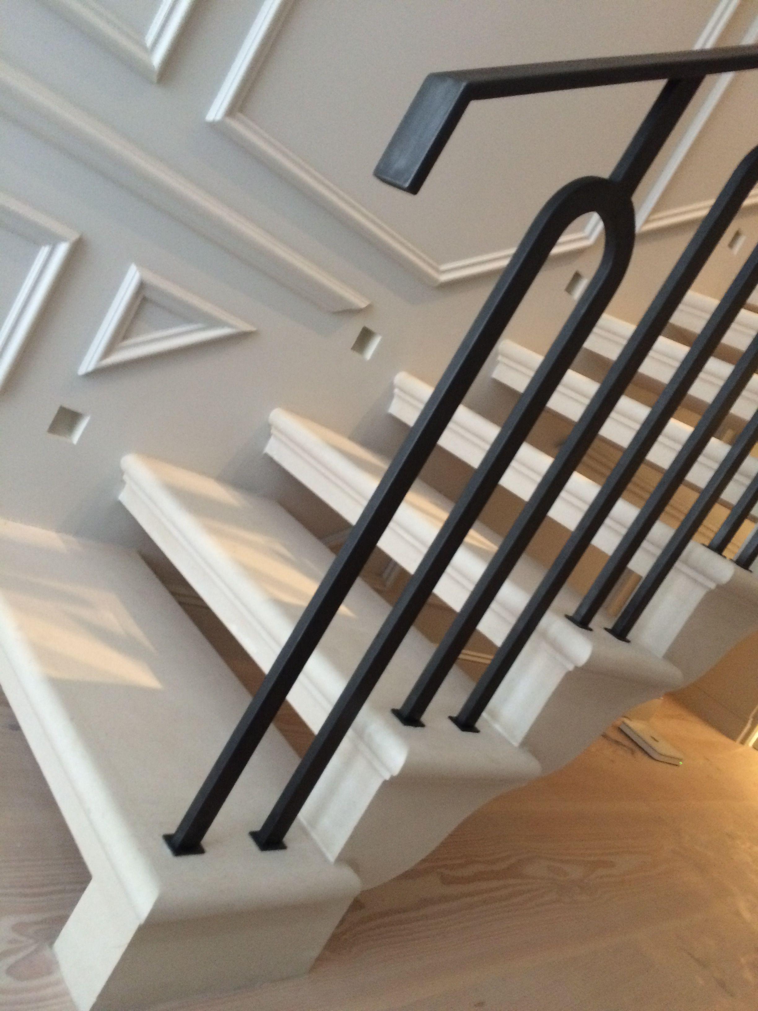 Captivating Open Treads Stone Staircase.Portland Limestone. Cantilever Stair. By  Thestonemasonrycompany.co.uk