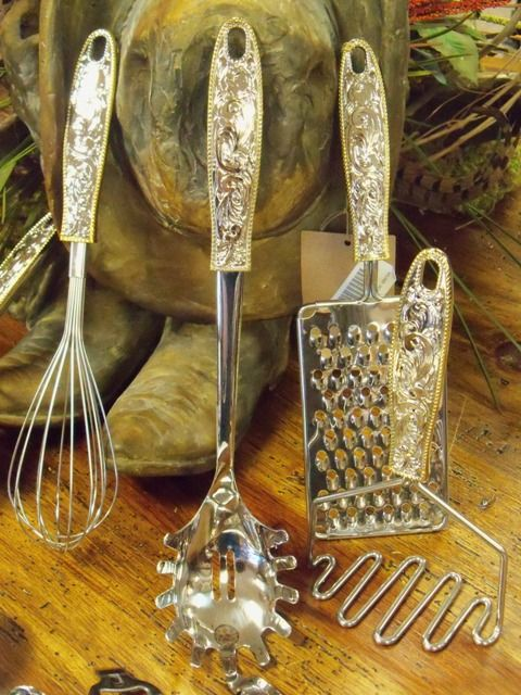 Western Kitchen Utensils