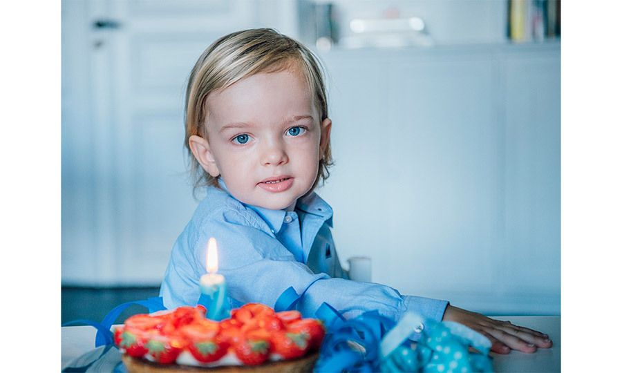 New portraits of Prince Nicolas released to mark 2nd birthday