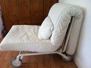 Ikea Ps Lovas Chair Sofa Bed Ebay Chair Sofa Bed Sofa Bed Sofa Chair
