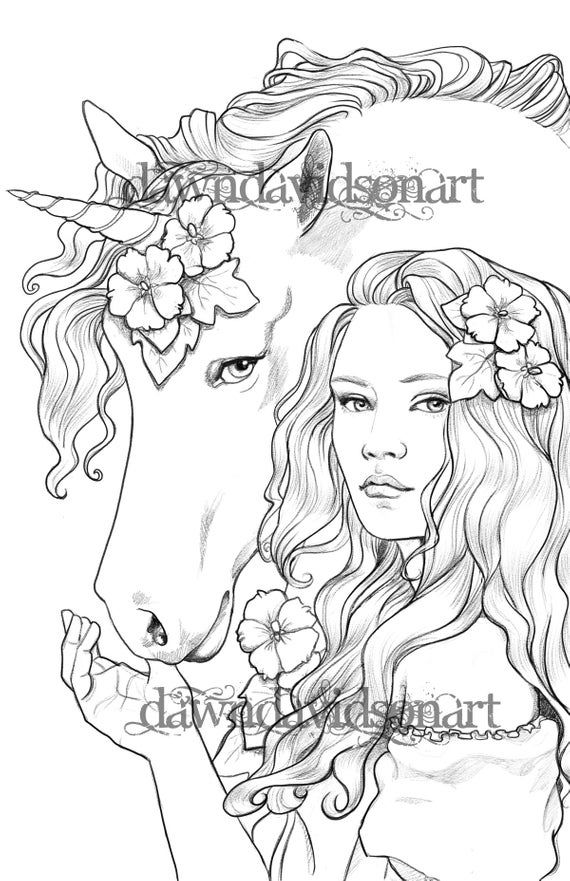 Coloring Pages For Adults Best Friends Unicorn Colouring Etsy Unicorn Coloring Pages Mermaid Coloring Pages Coloring Pages For Grown Ups