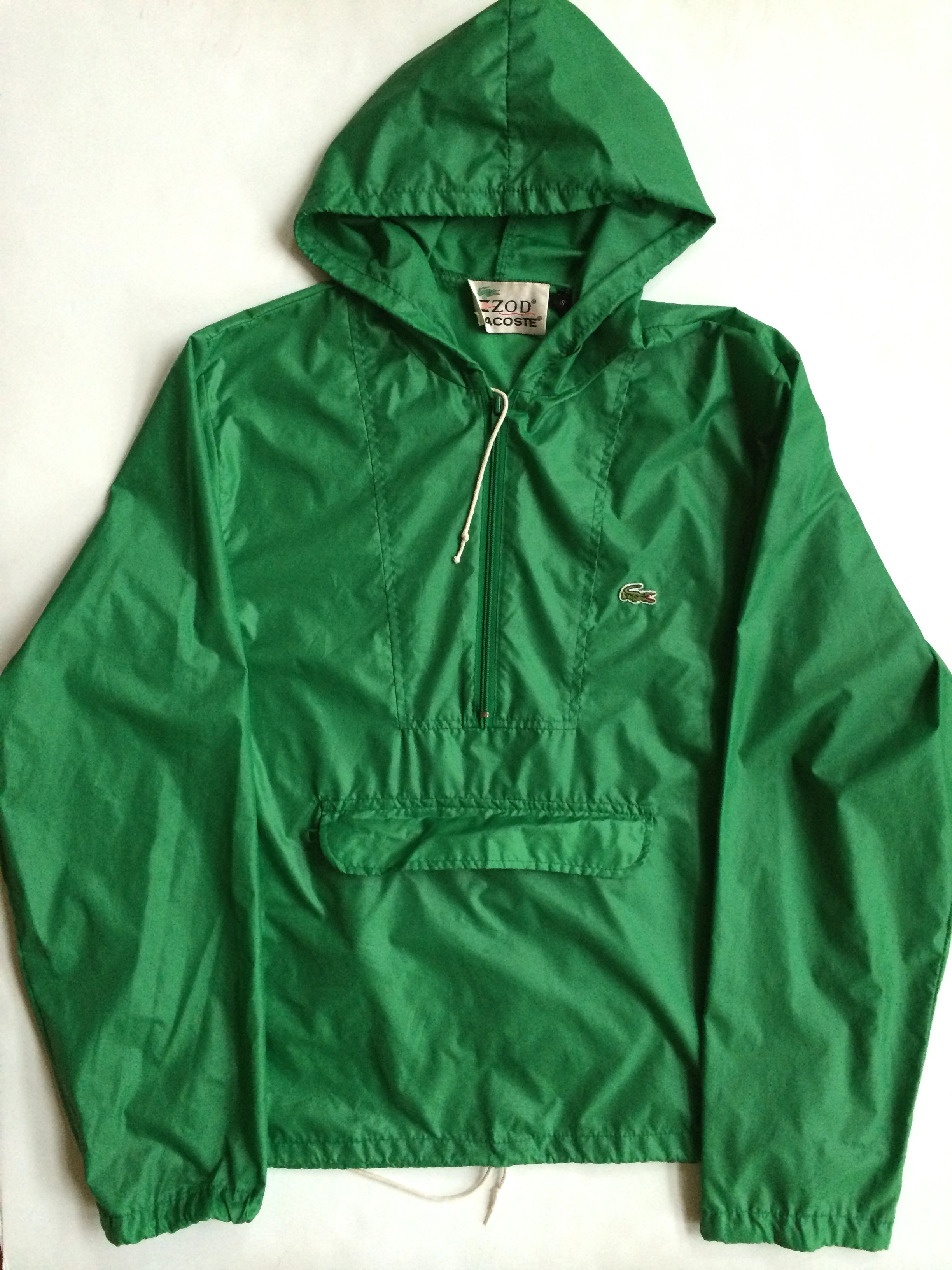 Vintage 80 S Lacoste Izod Green9 Windbreaker Jacket Size Small Windbreaker Jacket Windbreaker Jackets [ 3264 x 2448 Pixel ]