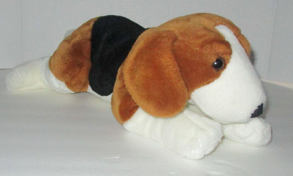 Large 20 Kids Preferred Plush Beagle Basset Hound Dog Stuffed