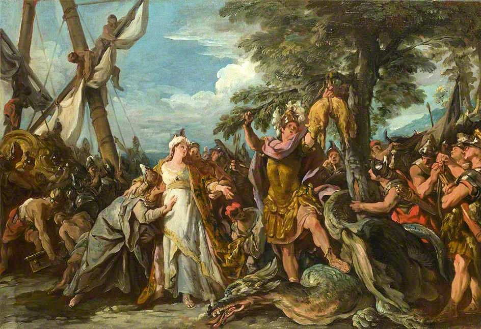 jason and the argonauts medea Summary: chapter iii — the quest of the golden fleece  after jason's success, aetes plots to kill the argonauts at night, but medea again intercedes, warning.