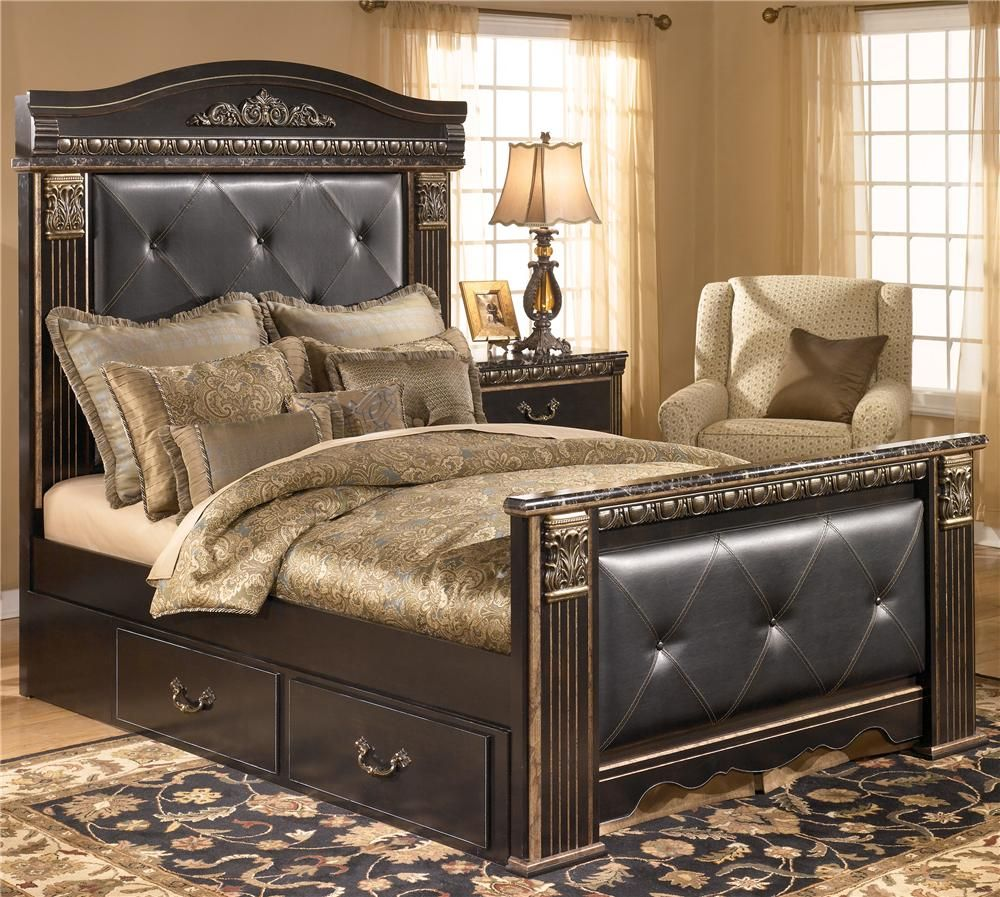 Signature Design By Ashley Furniture Coal Creek Queen