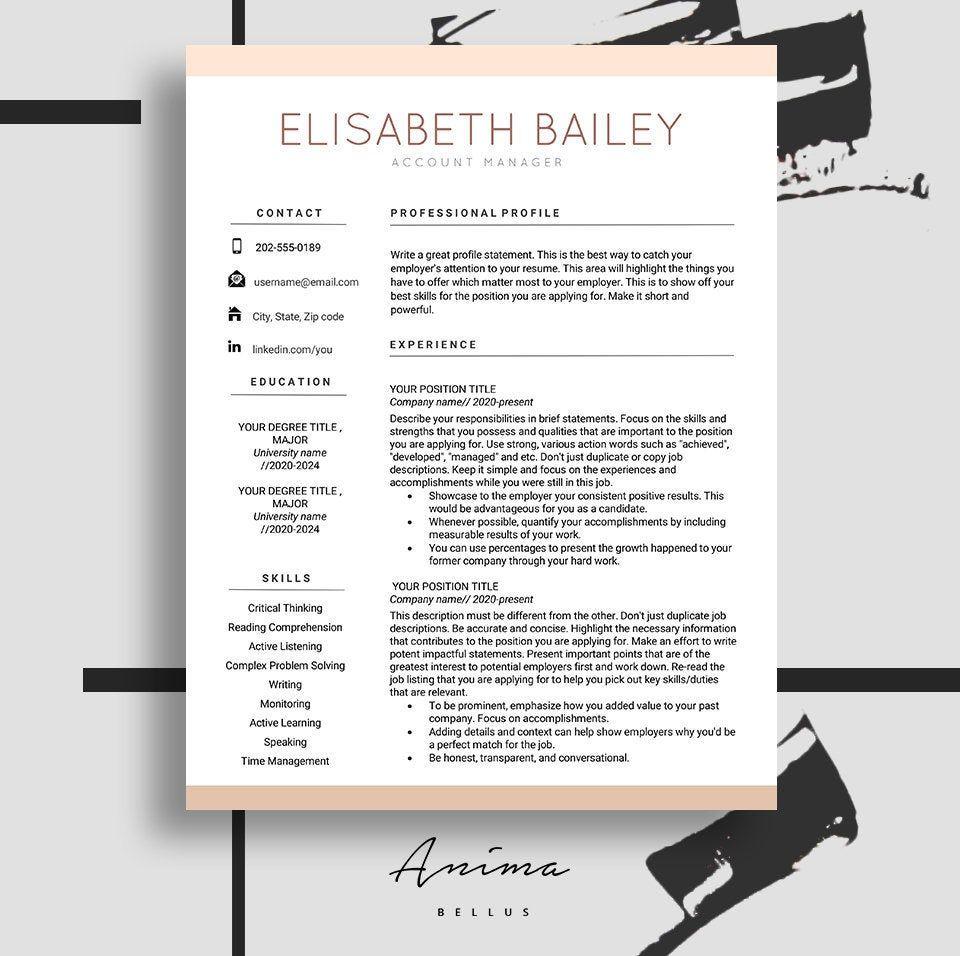 Resume, Cv maker, Resume template, Resume Design, Cv