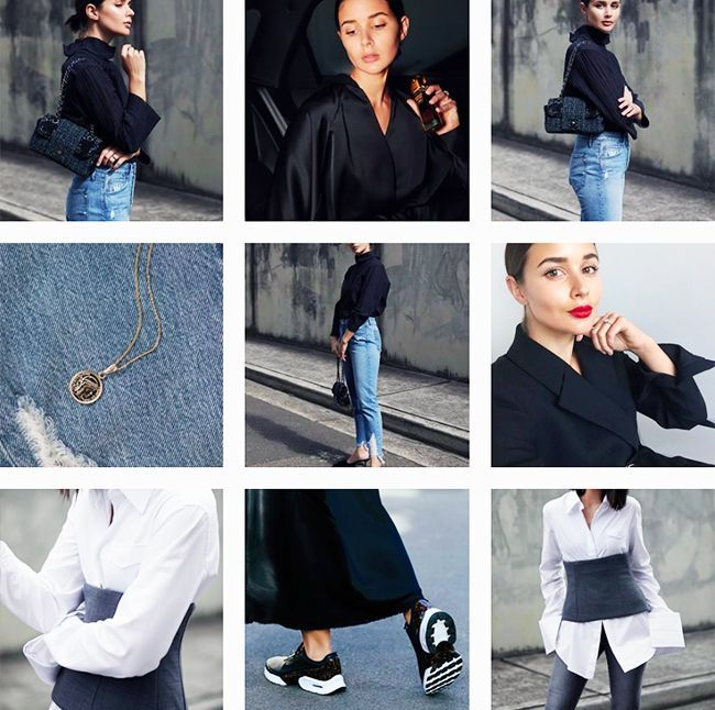 Only Wear Black White And Grey Follow These 12 Minimalist Fashion Bloggers Via Whowhatwearuk Fashion Minimalist Fashion Minimal Fashion