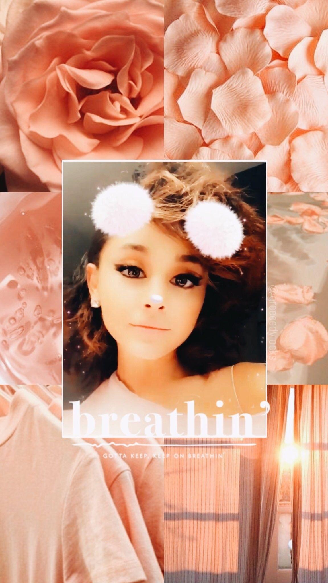 Pin By Hanna Karnes On Ariana Grande Ariana Grande Wallpaper