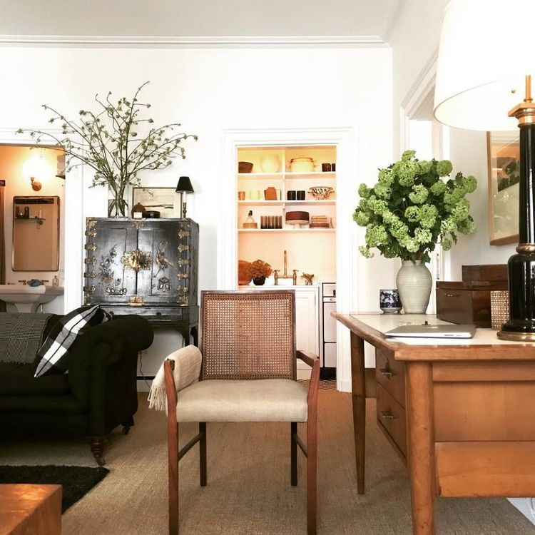 Small Space, Big Style (Habitually Chic) | Small spaces, Spaces and Big