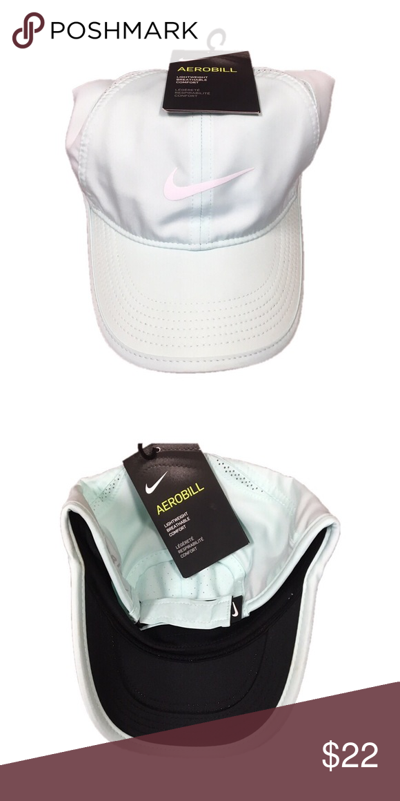 huge selection of 45248 c8bf3 Nike women s Featherlight Adjustable Hat Cap Brand new with tags officially  licensed Nike Women s Adjustable featherlight Hat Cap Nike Accessories Hats