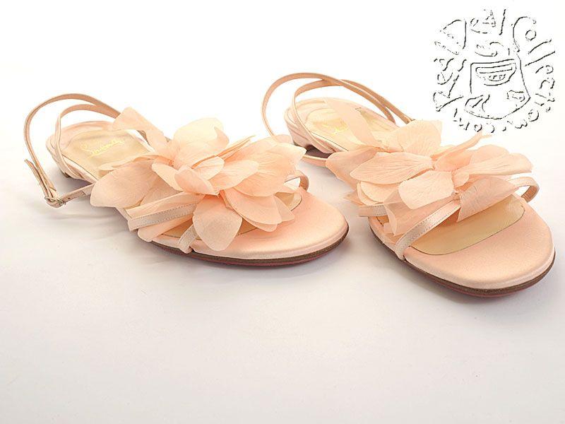Christian Louboutin Pink Mount Street Sandal (41 Euro 10.5 US)