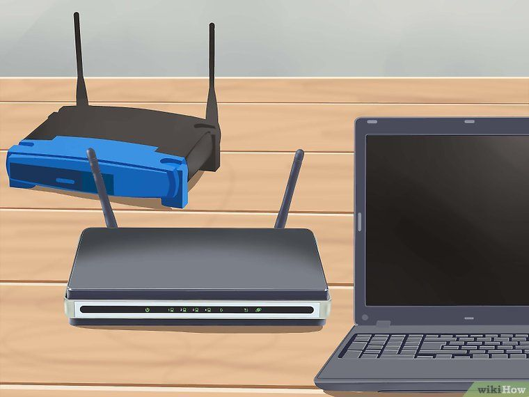 how to connect a wifi router to pc