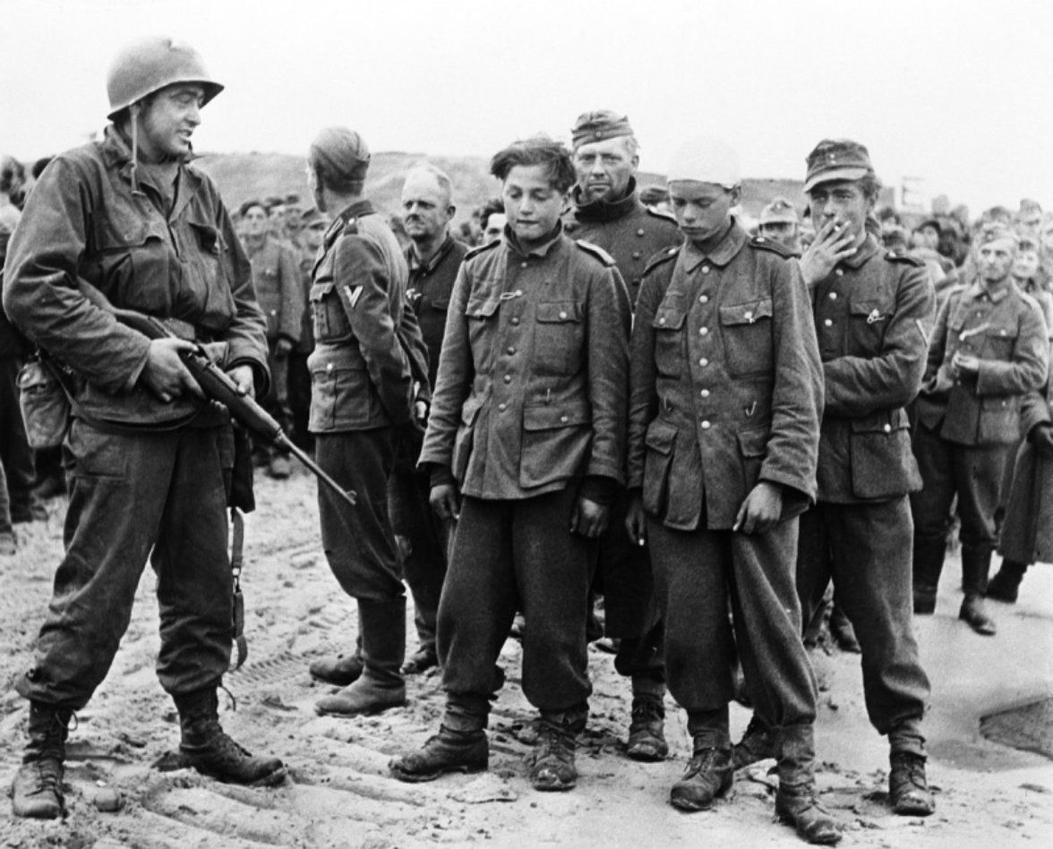 Image result for german soldiers normandy