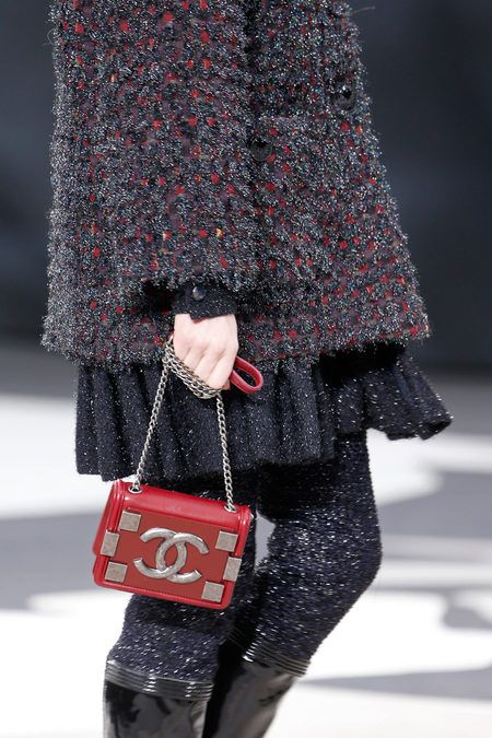 336e3c78550a Chanel Fall 2013 Ready-to-Wear Collection