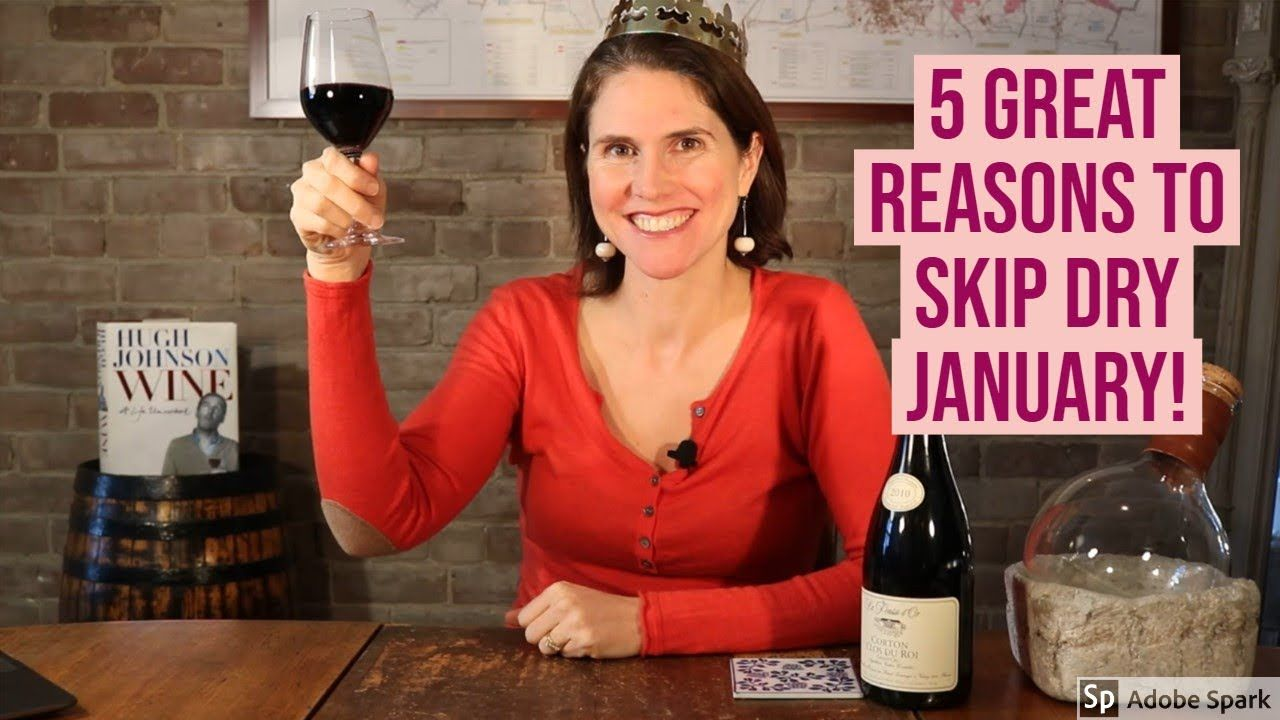 Trying To Abstain From Wine If It Makes You Happy Go For It But If You Aren T In To It I Have 5 Great Reasons Wine Food Pairing Dry January Pairing