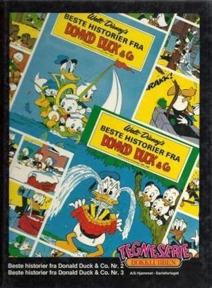 """""""Beste historier fra Donald Duck & Co - Disney-klassikere fra perioden 1949-1957"""" av Disney"""