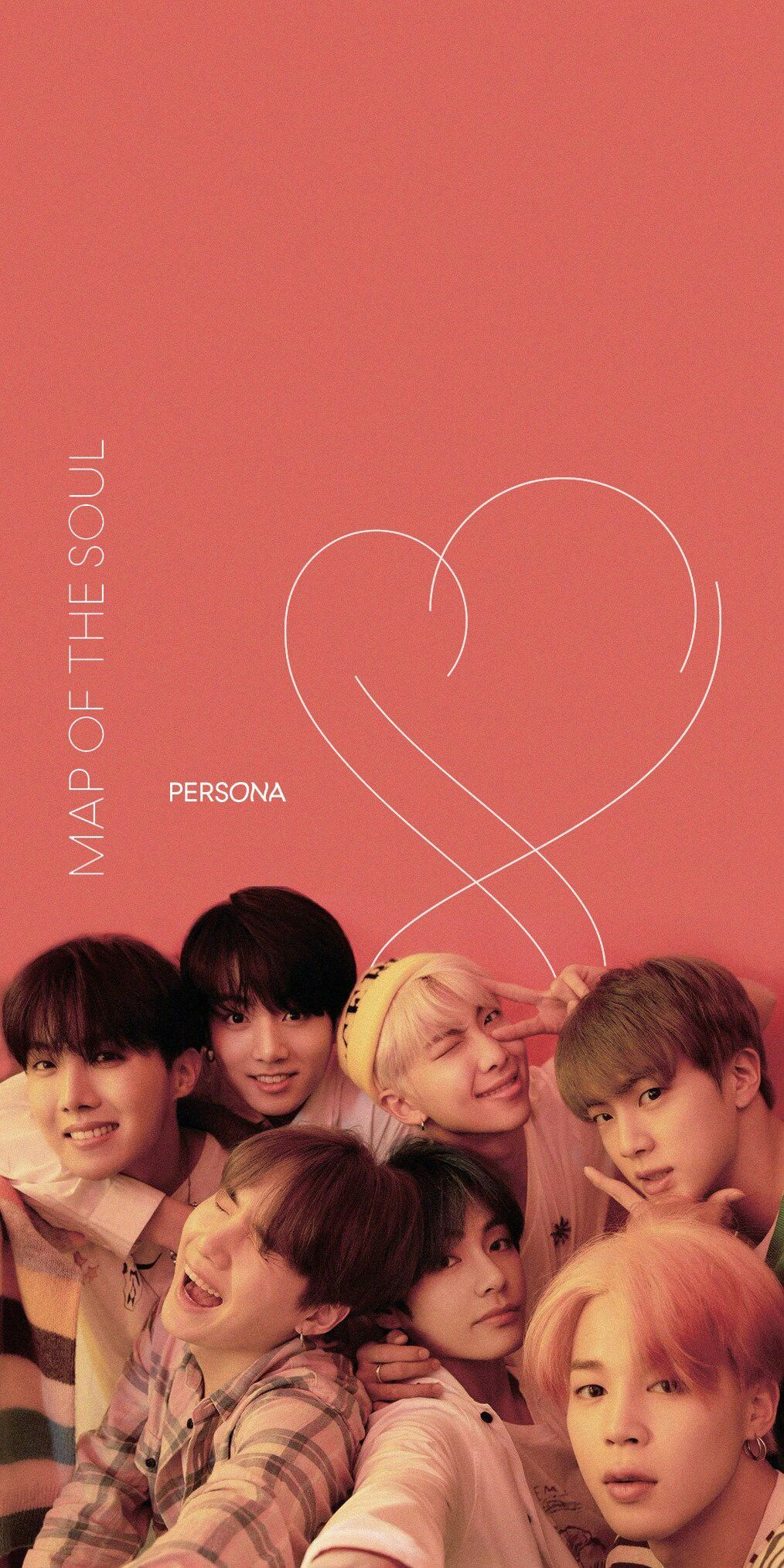 BTS Map of the soul Persona Concept Photos Wallpapers