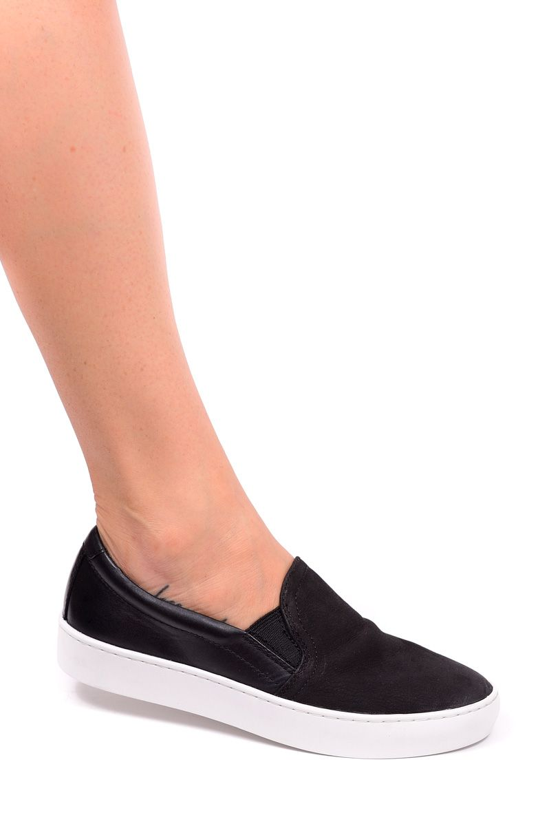 Vagabond Buty Trampki Tenisowki 4026 350 20 Zoe Black Slip On Sneaker Vans Classic Slip On Sneaker Sneakers