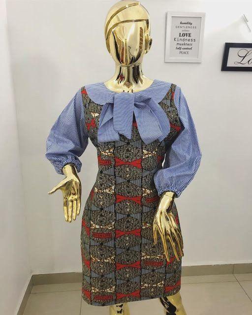 Outstanding Ankara Styles for Ladies | #africanfashionankara