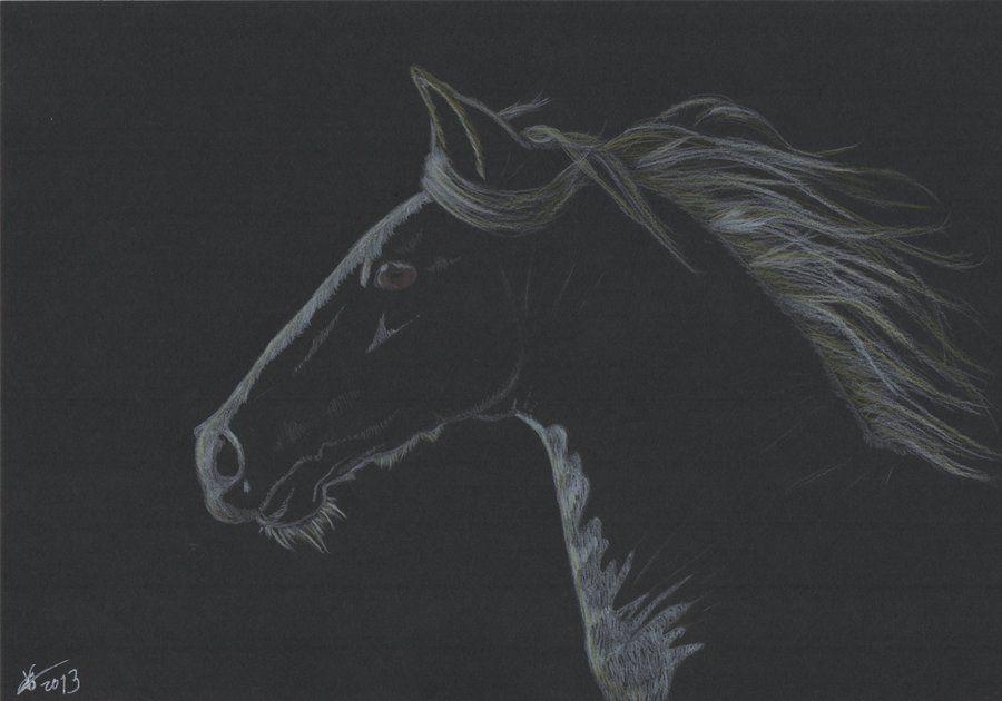 white chalk on black paper - Hledat Googlem