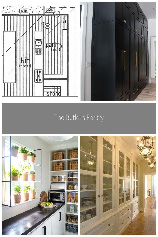 Die Speisekammer Des Butlers In 2020 Speisekammer Speisekammer Regale Kammer