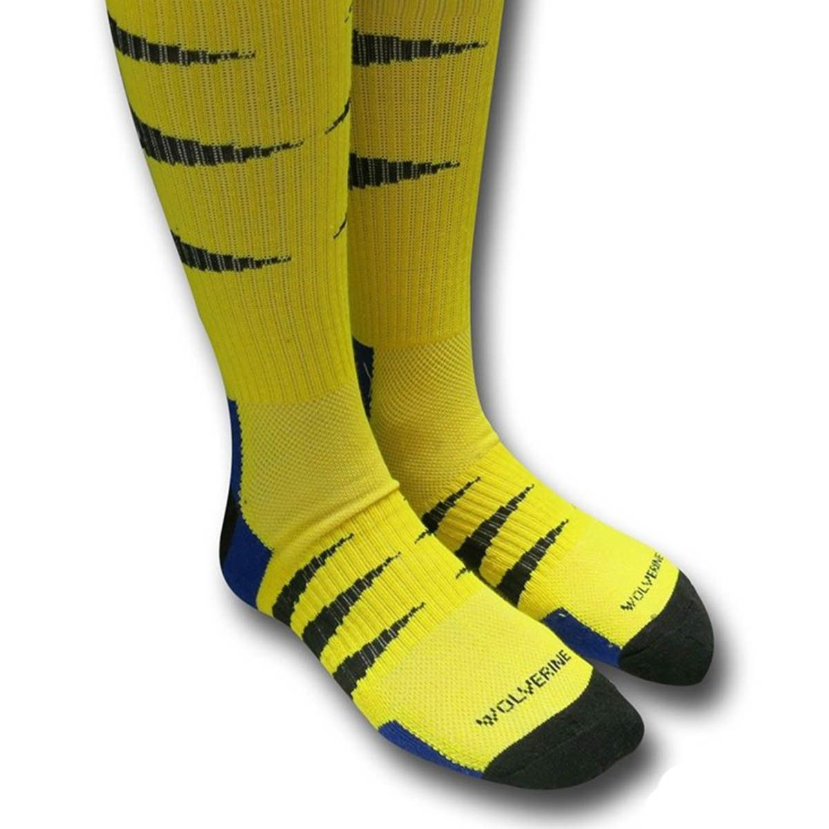 Marvel wolverine performance crew socks athletic socks