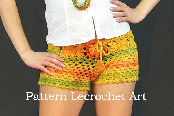 Mens Crochet Shorts Pattern Free Images Knitting Patterns Free