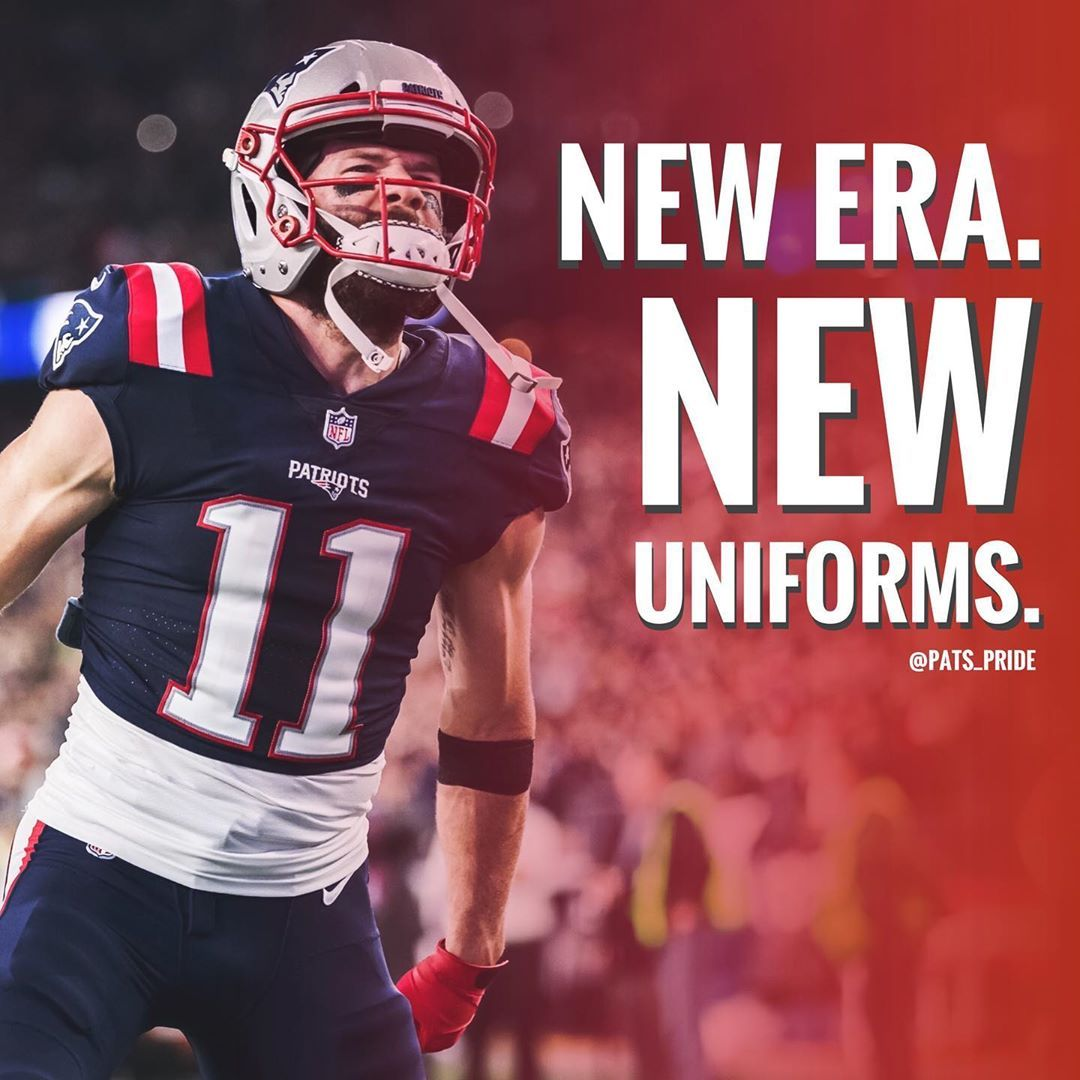 New Uniforms On Patriots Day Rumors Say They Are Making Minor Changes But I Ve Definitely Wanted The He In 2020 Gronk Patriots New England Patriots Patriots Fans