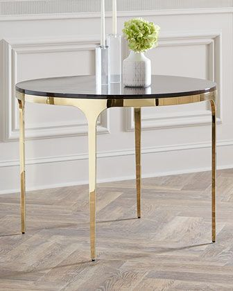 Interlude Home Uriel Entry Table Dining Table Dining Room Table