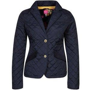 ec1683b42 Graduate Fashionista : Joules Hampton Womens Quilted Jacket | GOLF ...