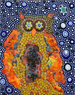 MyBlog: 20 owl mosaics