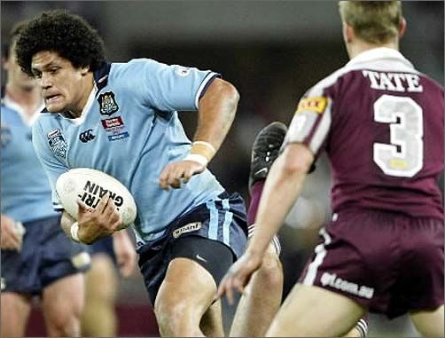 State Of Origin Iii Wests Tigers The Originals Rugby League