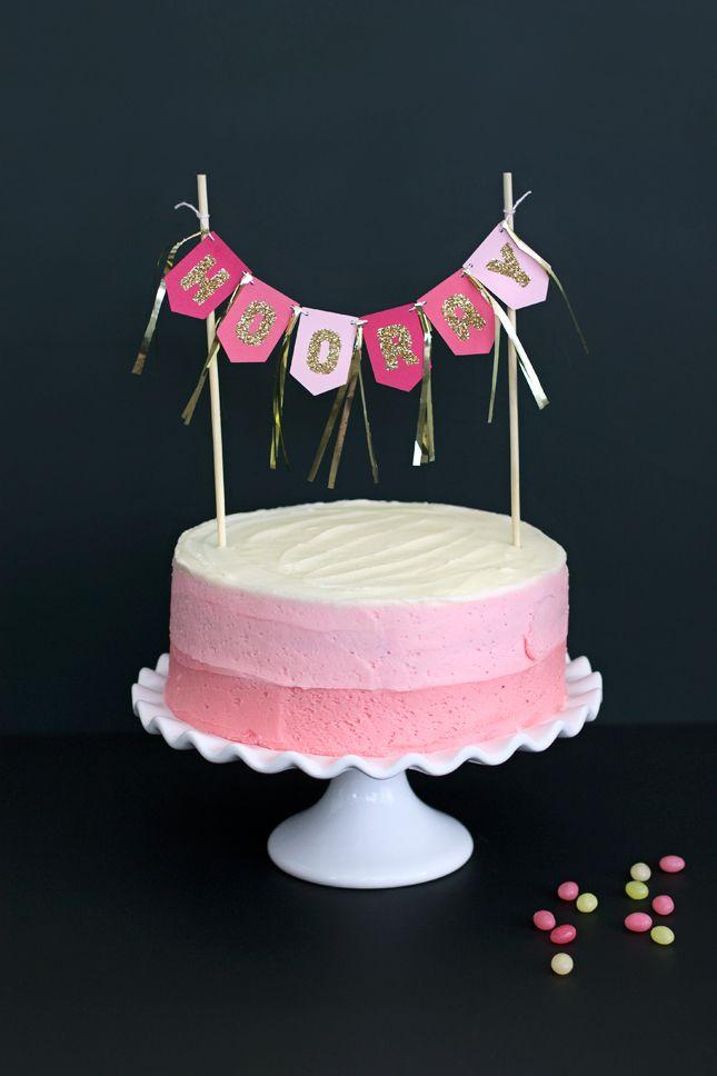 Mud Pie First Birthday Cake Topper 2002084
