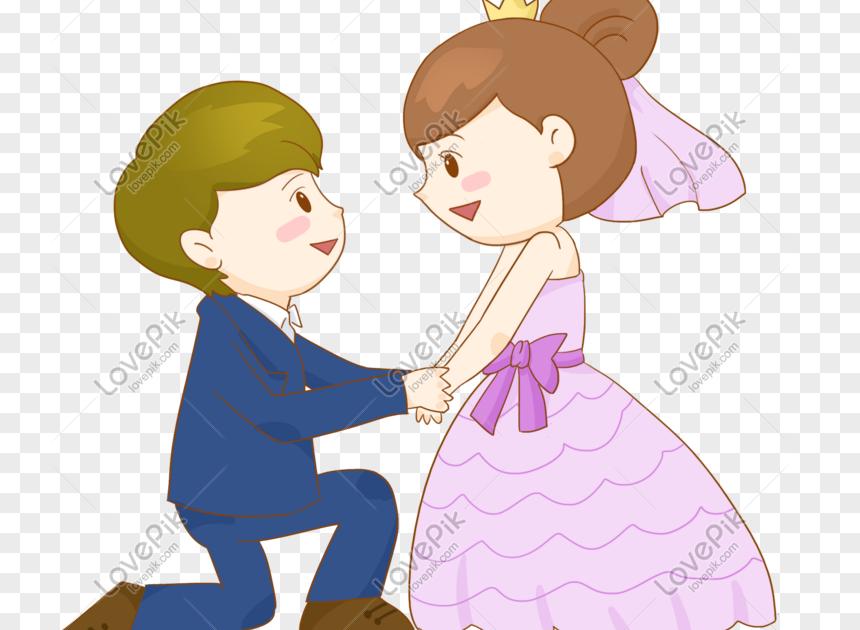 Paling Keren 10 Gambar Kartun Cinta Yang Romantis