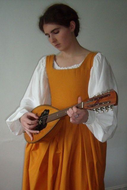 Orazio Gentileschi (1563-1639)  Lute Player
