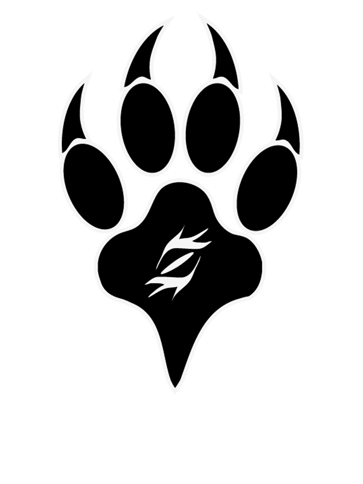 wolf logo viewing gallery for wolf logo design man cave sports