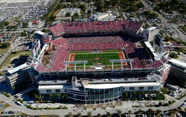 Tampa Stadium Tampa Bay Buccaneers Tampa Bay Tampa