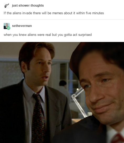 The Truth Is Out There X Files Funny X Files Tumblr Funny