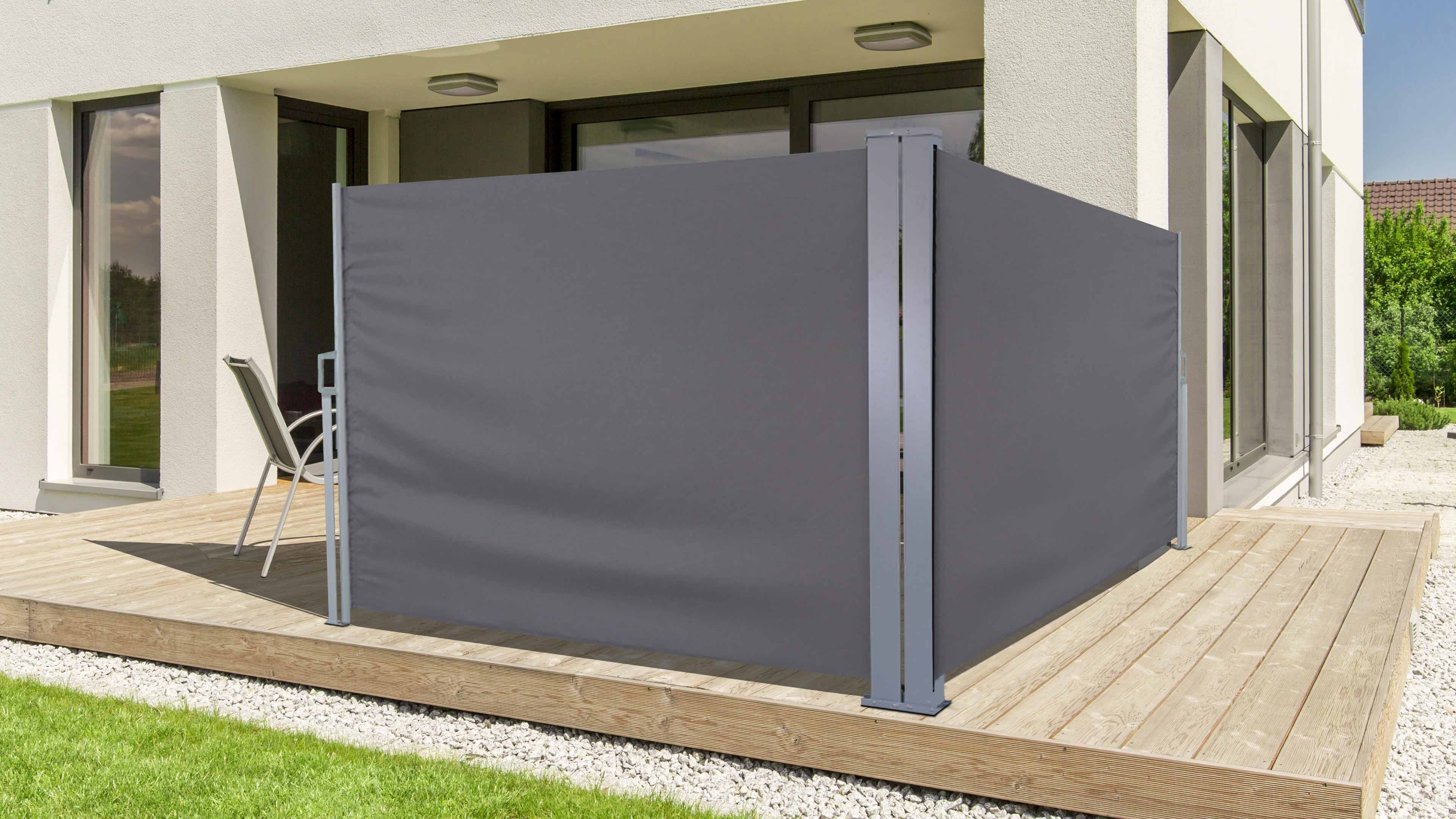 New Brise Vue Enroulable 4m House Home Retractable Awning