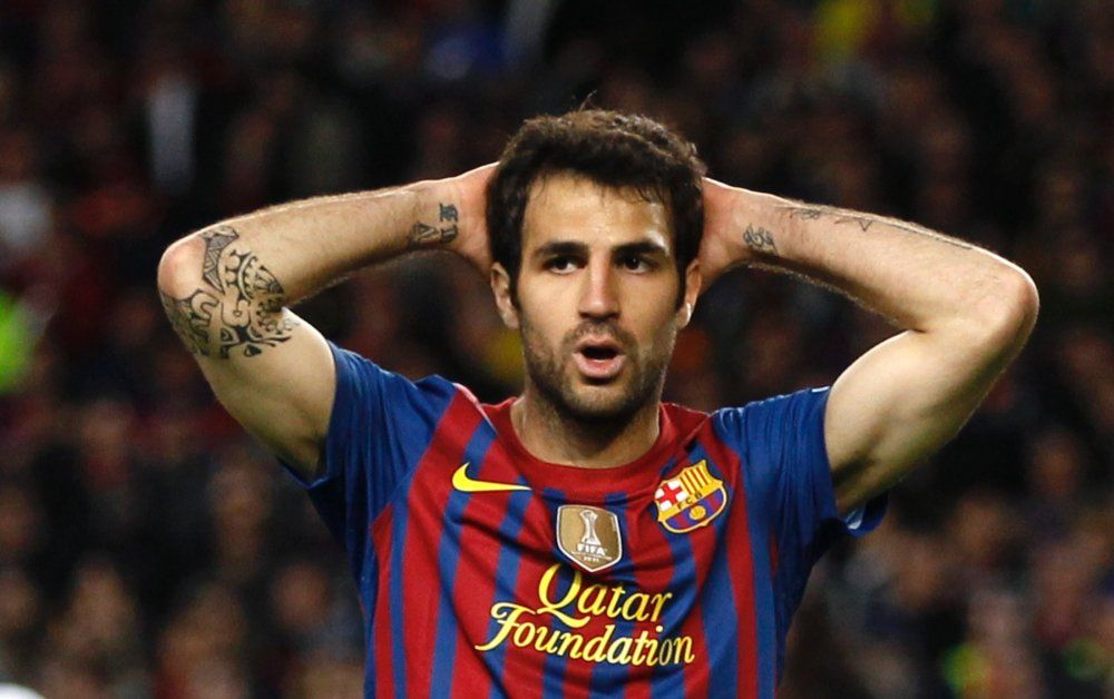 various colors 74a47 0dc3c Chelsea signs Cesc Fabregas | News | Chelsea sign, Chelsea ...