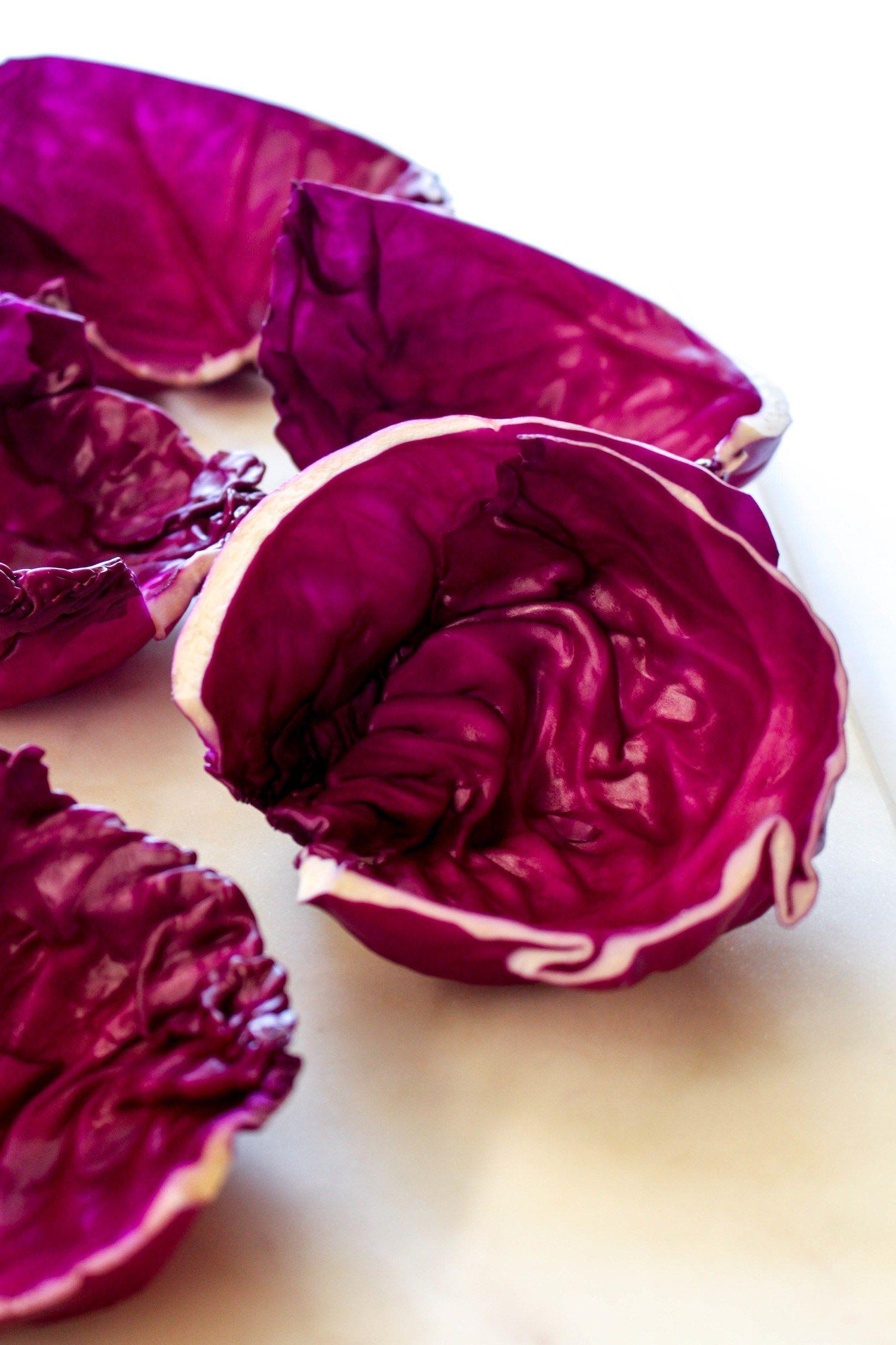 Thai Peanut Rice Cabbage Wraps