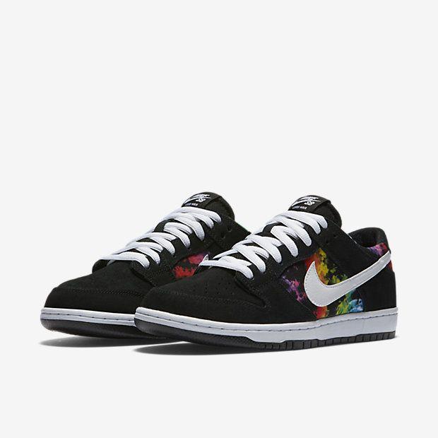 Nike SB Dunk Low Pro Ishod Wair 'Tie-Dye' Men's Skateboarding Shoe
