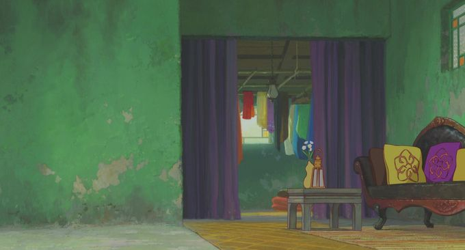 Boy and the Beast (Bakemono no Ko) 1080 - Album on Imgur