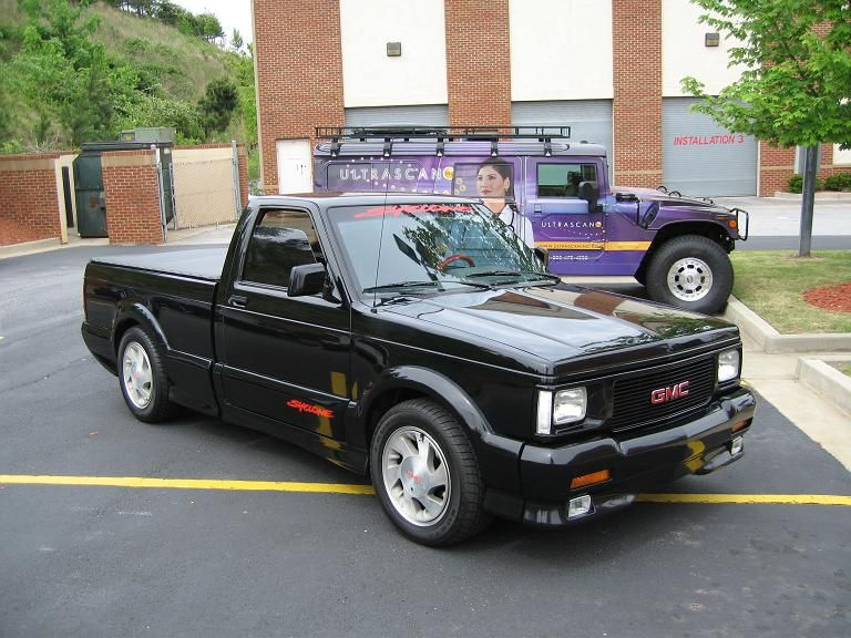 Gmc Syclone Typhoon Trucks Cool Car Pictures Chevy S10