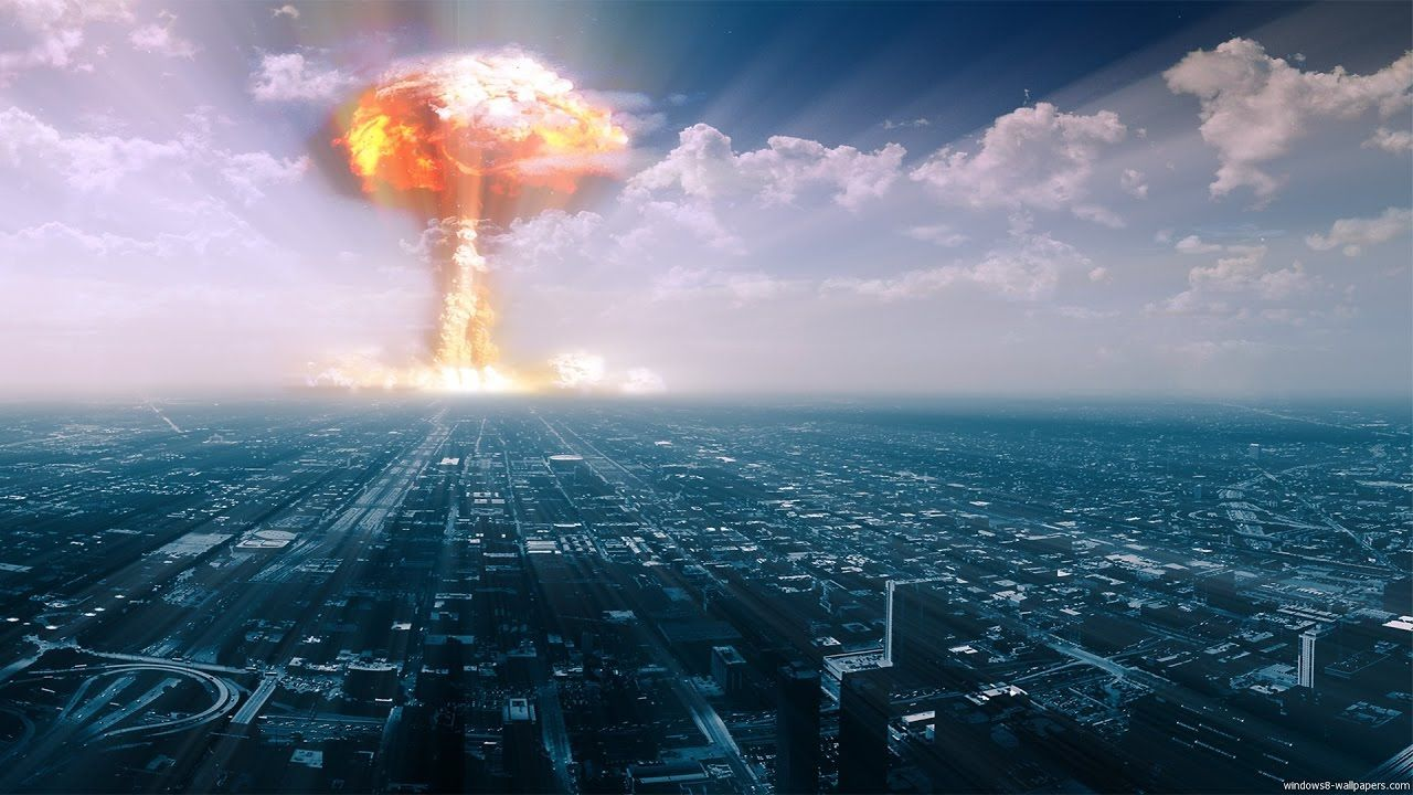 Documentary Films World Nuclear War Scenario How It Would Look Like In 2020 Cold War Film World Army Wallpaper