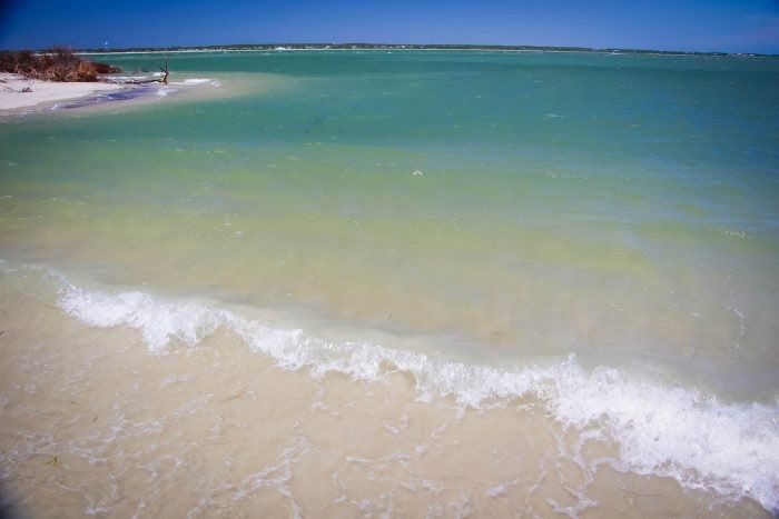 Where To Find The Bluest Water In North Carolina North Carolina Beaches North Carolina Travel Harkers Island