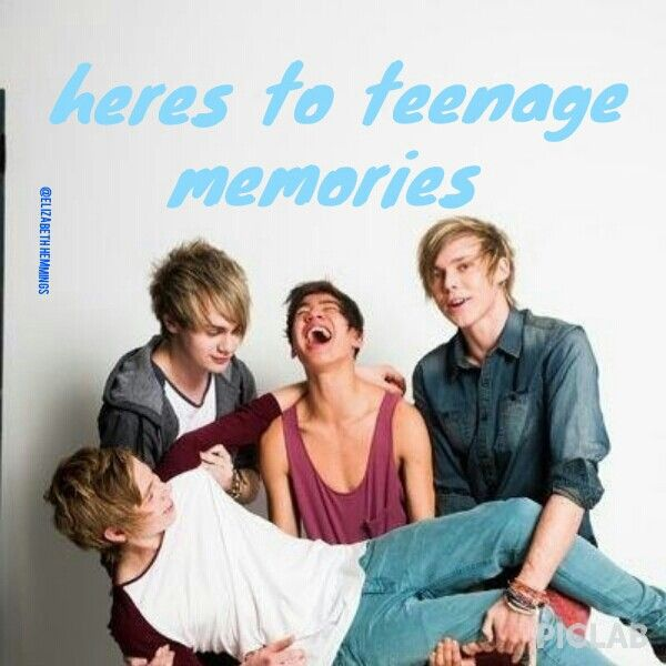 Heres to teenage memories guys pls comment are my edits any good its ok if you say no