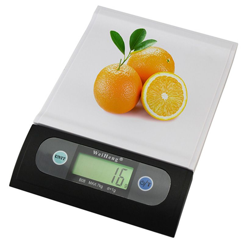 7kg/1g Electronic Digital Kitchen Food weighing Scale