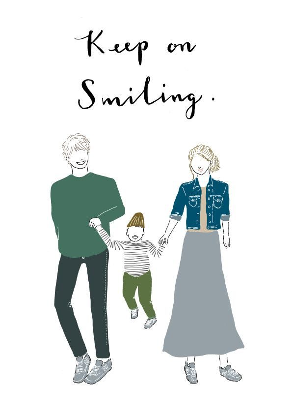 Illustration Family Illustration Illustrator Girl Wedding