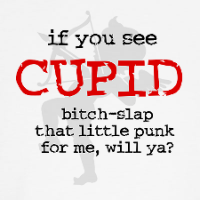 rants from mommyland the great valentines day quote anti valentine day quote if you see cupid bitch slap taht little punk for me will ya - Hate Valentines Day Quotes